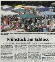 Presse Bürgerbrunch