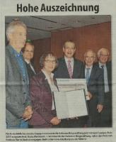 Fundare Preis (Ruhr Nachrichten)